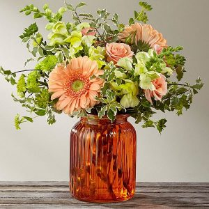 The FTD® Peachy Keen™ Bouquet by Better Homes & Gardens®